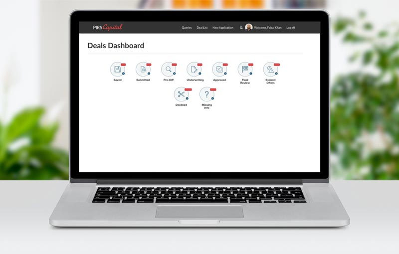 Partner Portal Business Financing